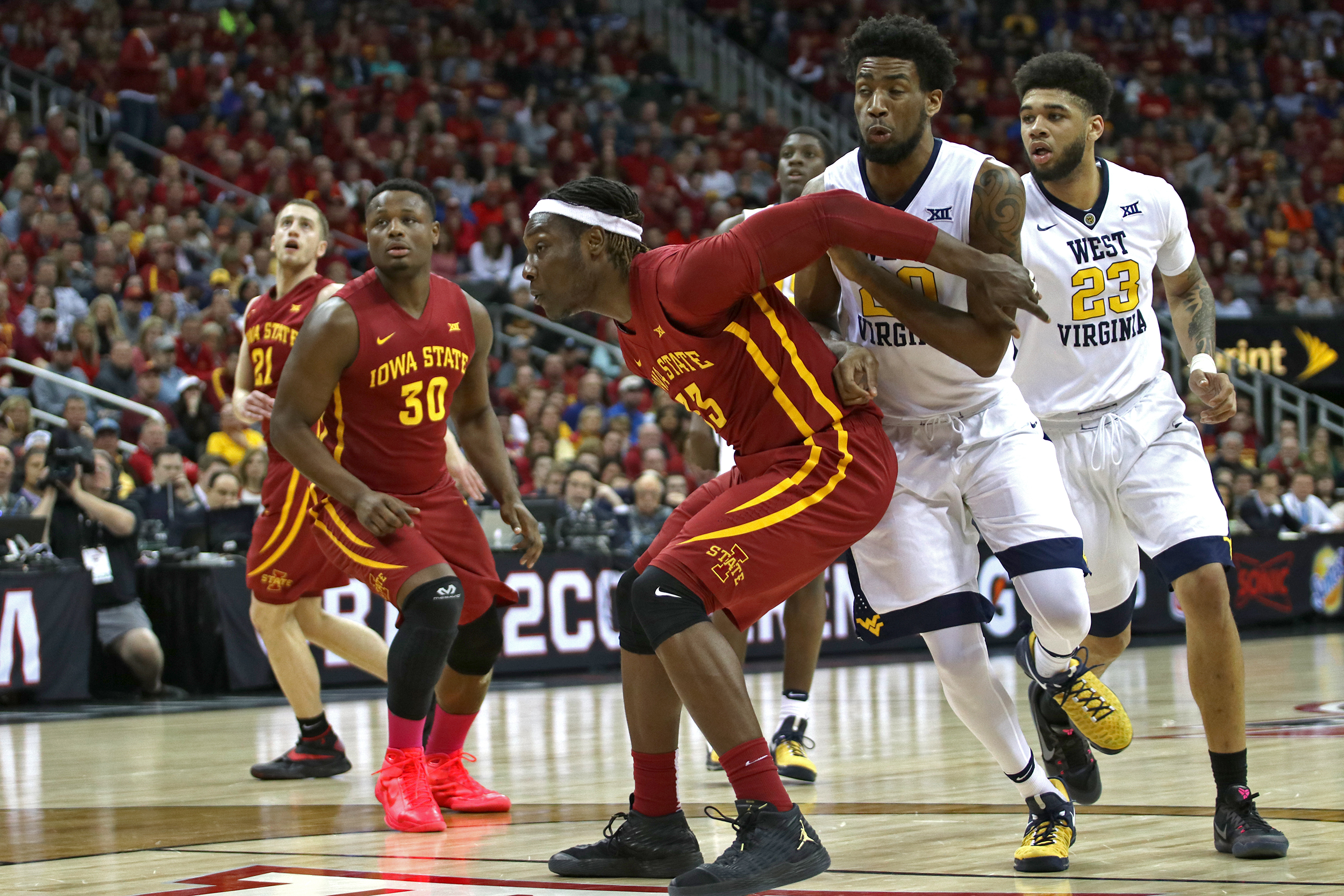 A Gentle Giant | Iowa State Hoops | ISDHoops com